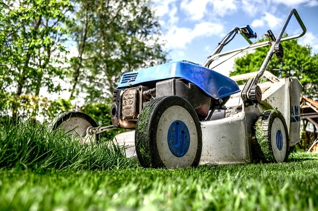 Keep Your Hands Safe:  Lawnmower Safety Tips