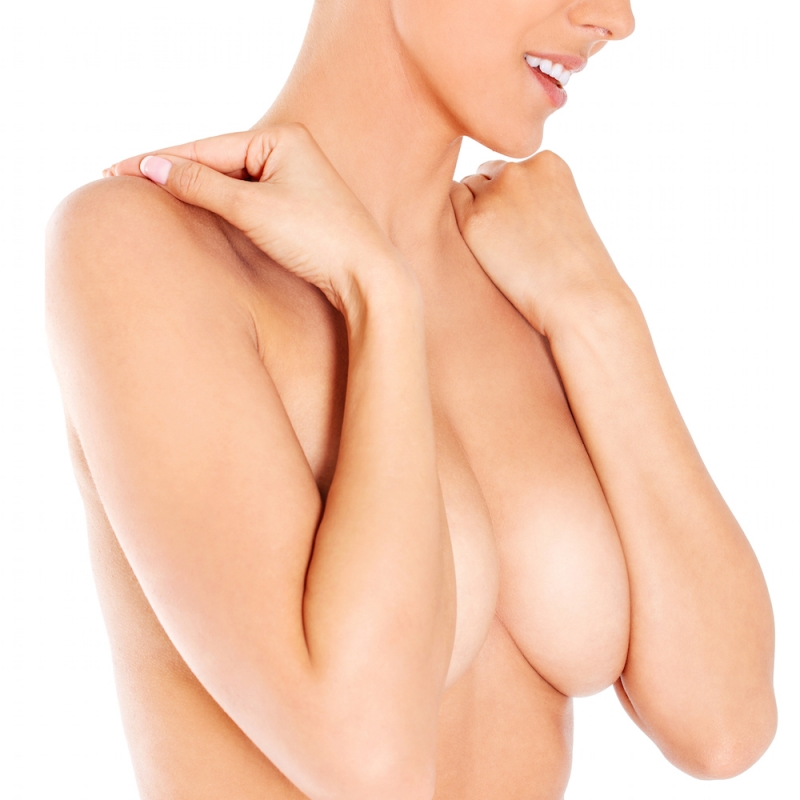 Breast Lift w/ Augmentation (Mastopexy w/ Augmentation)