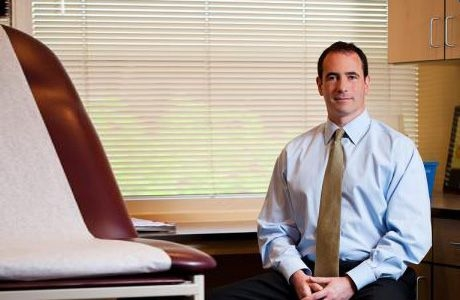 Dr. Jeffrey Roth Installed as President of Clark County Medical Society