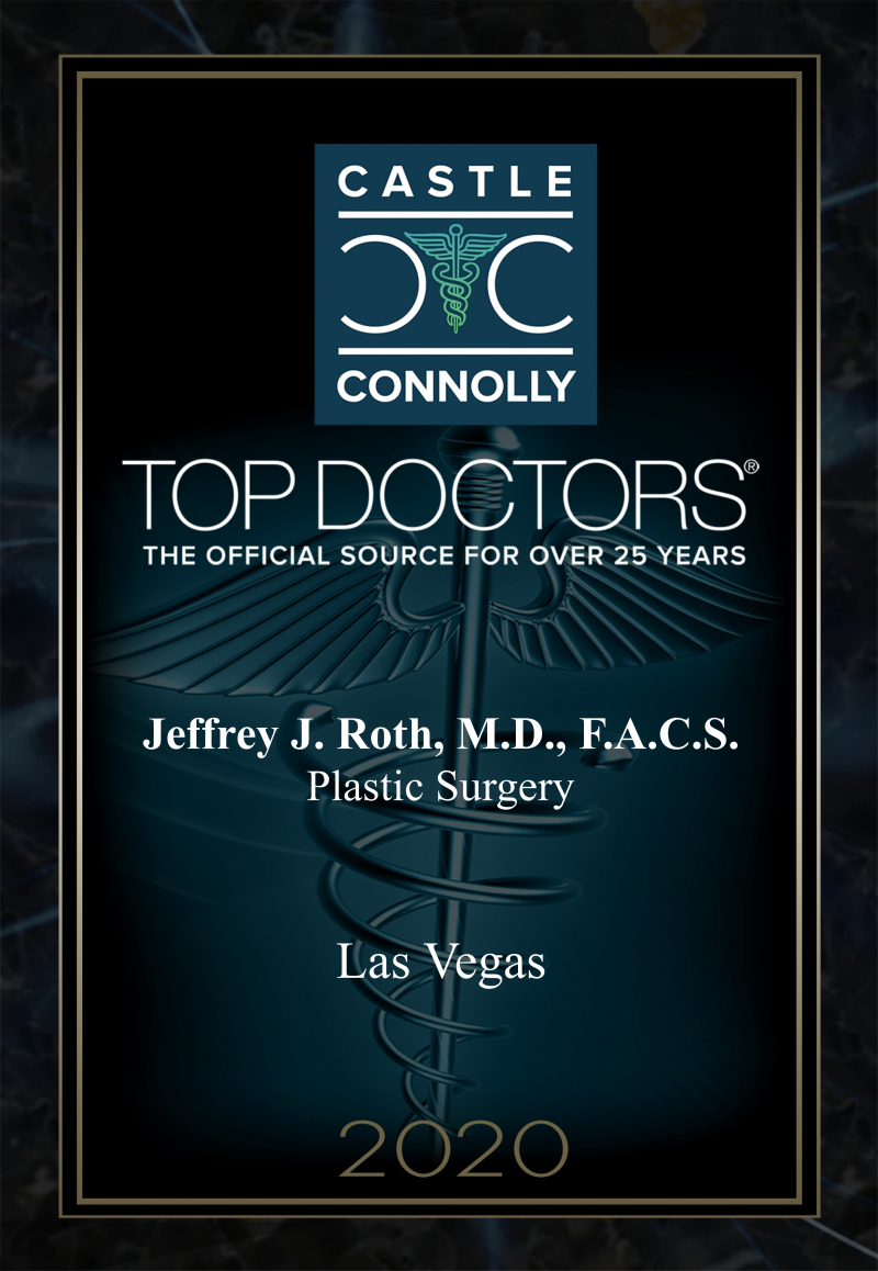 Dr. Roth honored again as a Top Doc!
